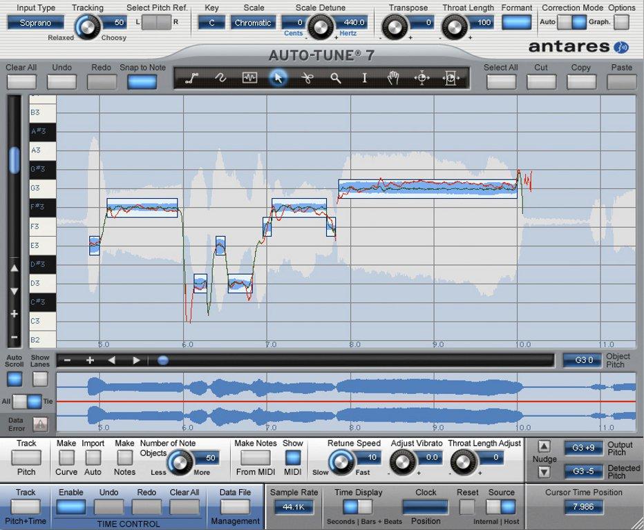 Anatares Autotune Free Download - Autotune 8 VST | SoundEdge net
