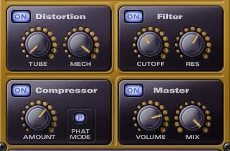 Camel Crusher VST Plugin | SoundEdge net