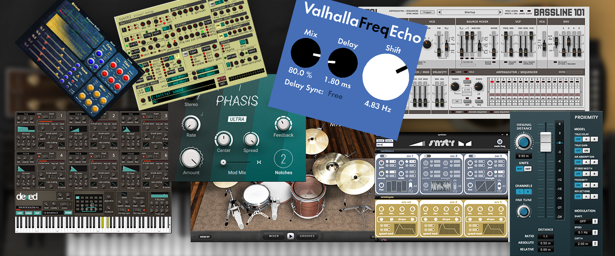 120 Best Free VST Plugins you must try in 2019 | SoundEdge net