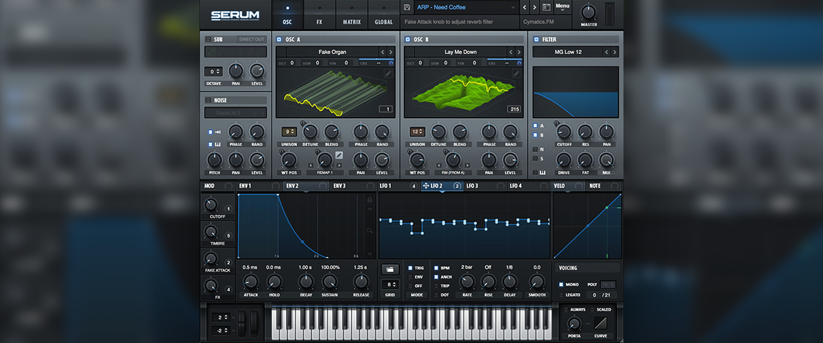 Serum Presets Free Download - Xfer Serum Plugin | SoundEdge net