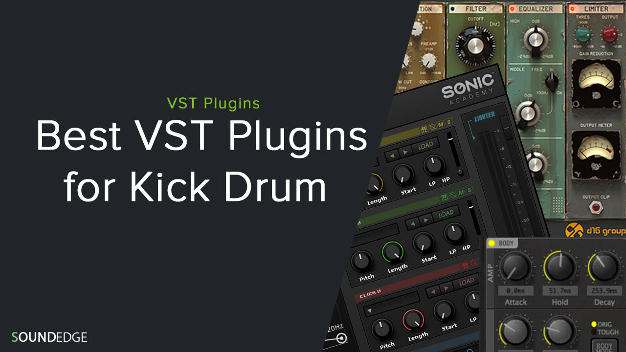 best vst plugin for kick drums
