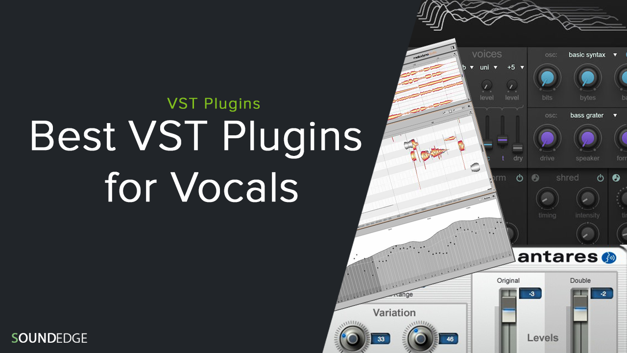 Best VST Plugins for Vocal Production